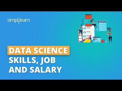 Data Science Jobs, Skills and Salary   Data Science Career   Data Science Training   Simplilearn
