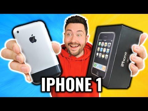 J'ai acheté le 1er iPhone ! (presque neuf mais 1000€...)