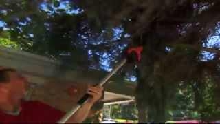 Worx 5 Amp 6 in. JawSaw Electric Chain Saw - WG307