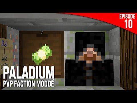 Le marché noir sur Paladium ! - Episode 10 | PvP Faction Mod