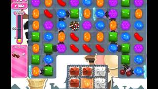 Candy Crush Saga Level 708 - No Boosters