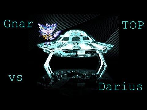 Gnar vs Darius TOP