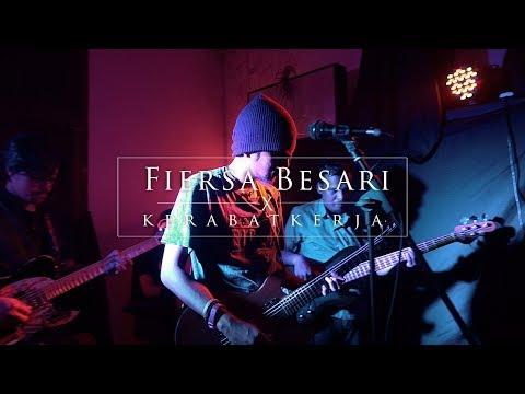 FIERSA BESARI x KERABAT KERJA - Sebelah Mata (Efek Rumah Kaca cover version)