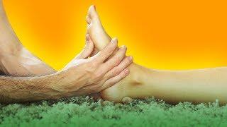 Prise en main facile : pour un massage des pieds relaxant
