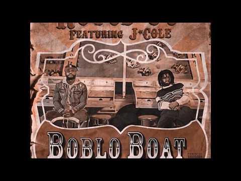 Royce da 5'9 ft. J cole - Boblo Boat Instrumental