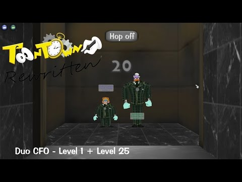 Toontown Rewritten - Duo CFO - Duo Commentary