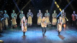Грузинський танець.Український танцювальний колектив