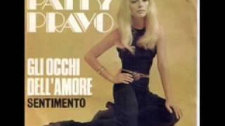 Download Patty Pravo - Gli occhi dell'amore 1968 MP3 song and Music Video
