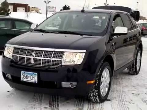 2008 Lincoln MKX Elite Package AWD - YouTube