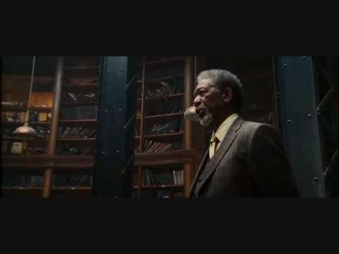 The Best Morgan Freeman Quote