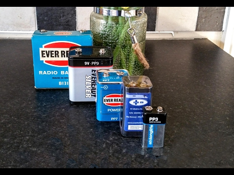 Old obsolete batteries and a solution!