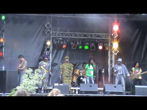 Kevin Isaacs , Babylon too Rough, Irie Vibes Roots Festival,Handzame,Belgium