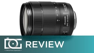 CANON EF-S 18-135mm f/3.5-5.6 Image Stabilization USM Telephoto Lens | Overview