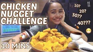 CHICKEN NUGGET CHALLENGE / MUKBANG
