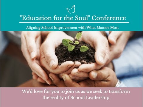 """Education for the Soul"" Conference 2017"