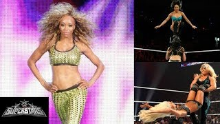 Top 10 WWE Womens Matches on SUPERSTARS (Underrated Matches)