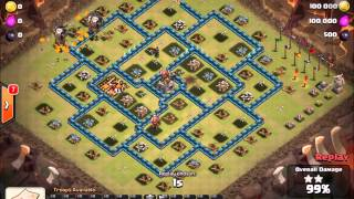 Clash of Clans: I AM the Queen of Drama