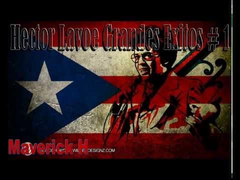 Hector Lavoe Grandes Exitos # 1 ♫ ★ Maverick H.