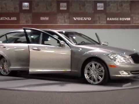 2007 mercedes benz s class youtube for Mercedes benz south blvd charlotte nc
