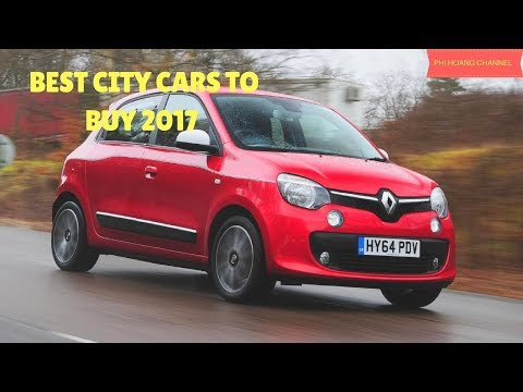 Car Review - Best city cars to buy 2017 [pictures]  Phi Hoang Channel.