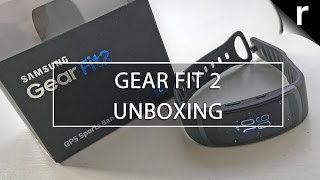 Samsung Gear Fit 2 Unboxing, Setup and Hands-on Review