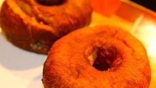 Rezept: Cronut Tutorial - Cronuts ganz einfach selbst backen! Kinderleicht und fertig in Minuten.