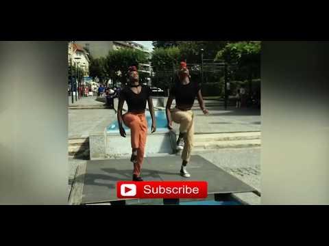 Wande Coal - Tur-Key Nla [Official Dance Video]...!!!
