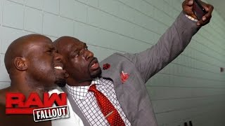 Apollo Crews gets admonished for not utilizing the