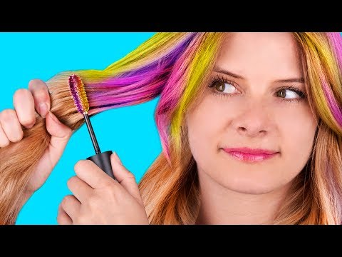 14 Stylish And Easy Hairstyles For Gorgeous Look / Everyday Hair Hacks