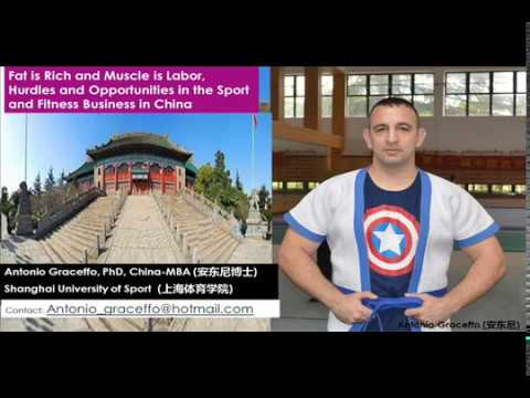 Sports and Fitness Business in China Presentation