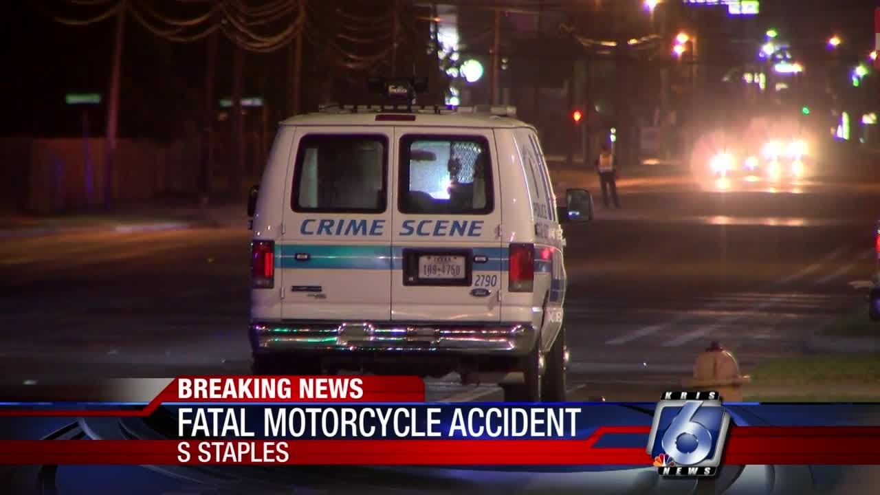 Motorcyclist killed in early morning crash