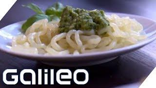 Abnehmtipp Konjakwurzel: Diese Nudeln haben kaum Kalorien | Galileo | ProSieben