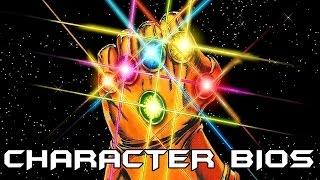 Character Bios: Infinity Gems