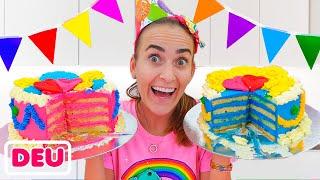 Vlad & Mom Geburtstag überraschungen und Süßigkeiten