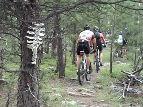 Mountain Biking In The Black Hills The Bone Collector Rapid