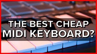 The Best Cheap MIDI Keyboard? - Akai MPK Mini MkII Controller Review