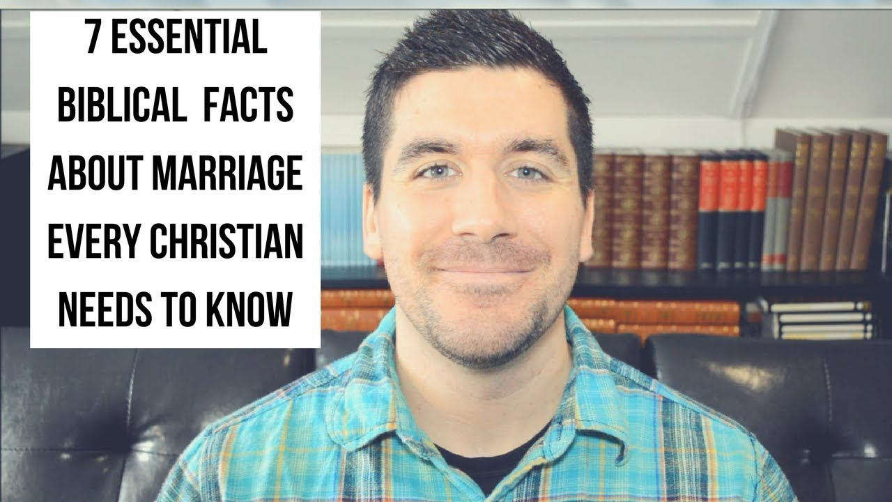 What Does the Bible Say About Marriage? 7 Essential Facts About Christian Marriage