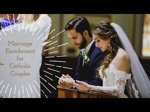CATHOLIC MARRIAGE ENRICHMENT ONLINE // growing in grace