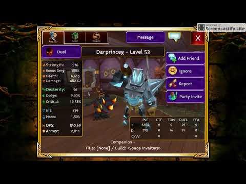 Arcane Legends: Elondrian Event Leafy Chest?