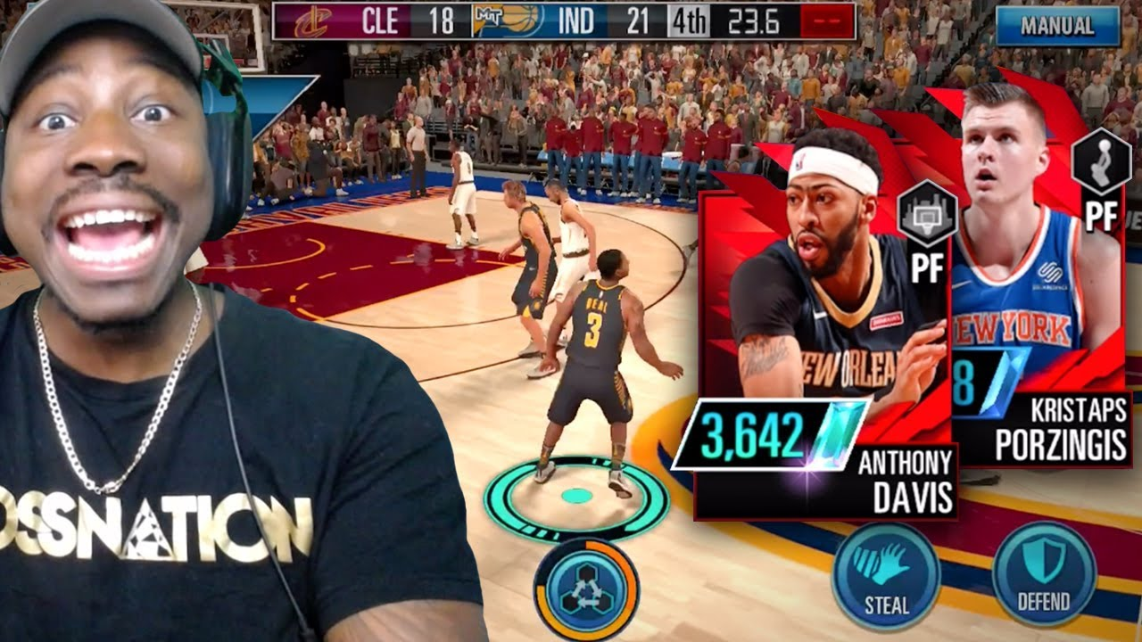 *NEW* FANTASY FINALS EVENT WITH DIAMOND PLAYER REWARDS! NBA 2K MOBILE GAMEPLAY! Ep. 9 - YouTube