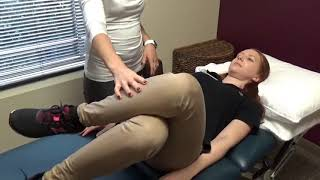 Myofascial Release and IT Band Stretches for Knee Pain