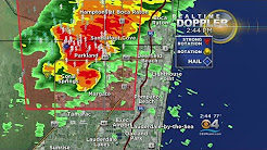 Tornado Warning In Parkland/Coral Springs Area