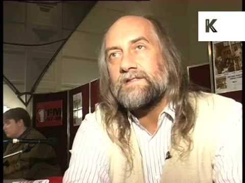 1995 Mick Fleetwood Interview