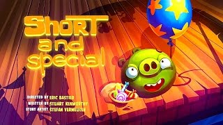 Angry Birds Toons S3 E19 Short And Special