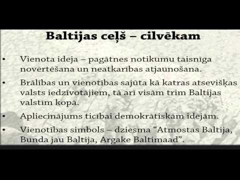 Baltijas ceļš