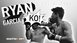 Golden Boy on ESPN: Ryan Garcia vs Cesar Valenzuela