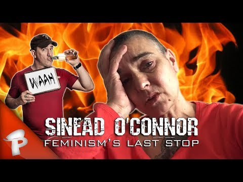 SINEAD OCONNOR: Feminisms Last Stop   Redonkulas.com