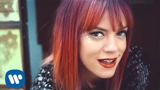 Repeat youtube video Lily Allen - As Long As I Got You (Official Video)