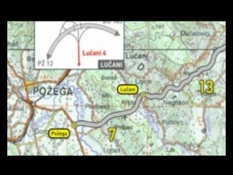 Ugovor o autoputu od Čačka do Požege