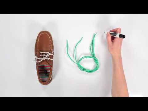 Video for Catalina Lace Up Boat Shoe this will open in a new window